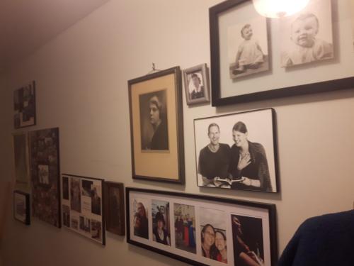 My Ancestors - Photo by me.